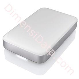 Jual BUFFALO MiniStation Thunderbolt 1TB USB 3.0 / Thunderbolt Portable Hard Drive [HD-PA1.0TU3]